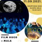 film HUGO subota 11. rujan u 19 sati